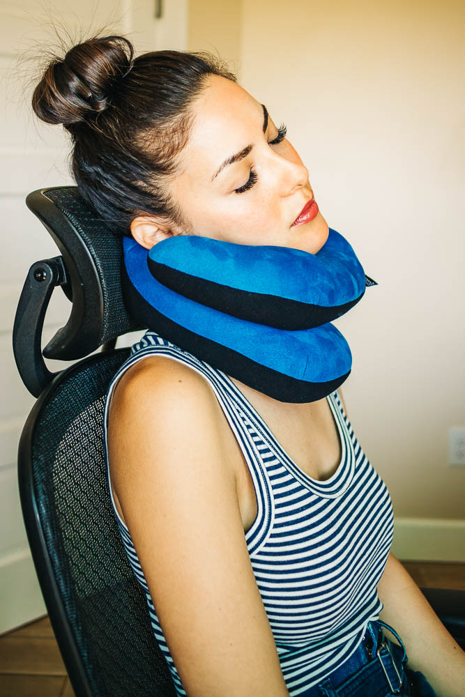 i tried these 5 travel pillows and only
