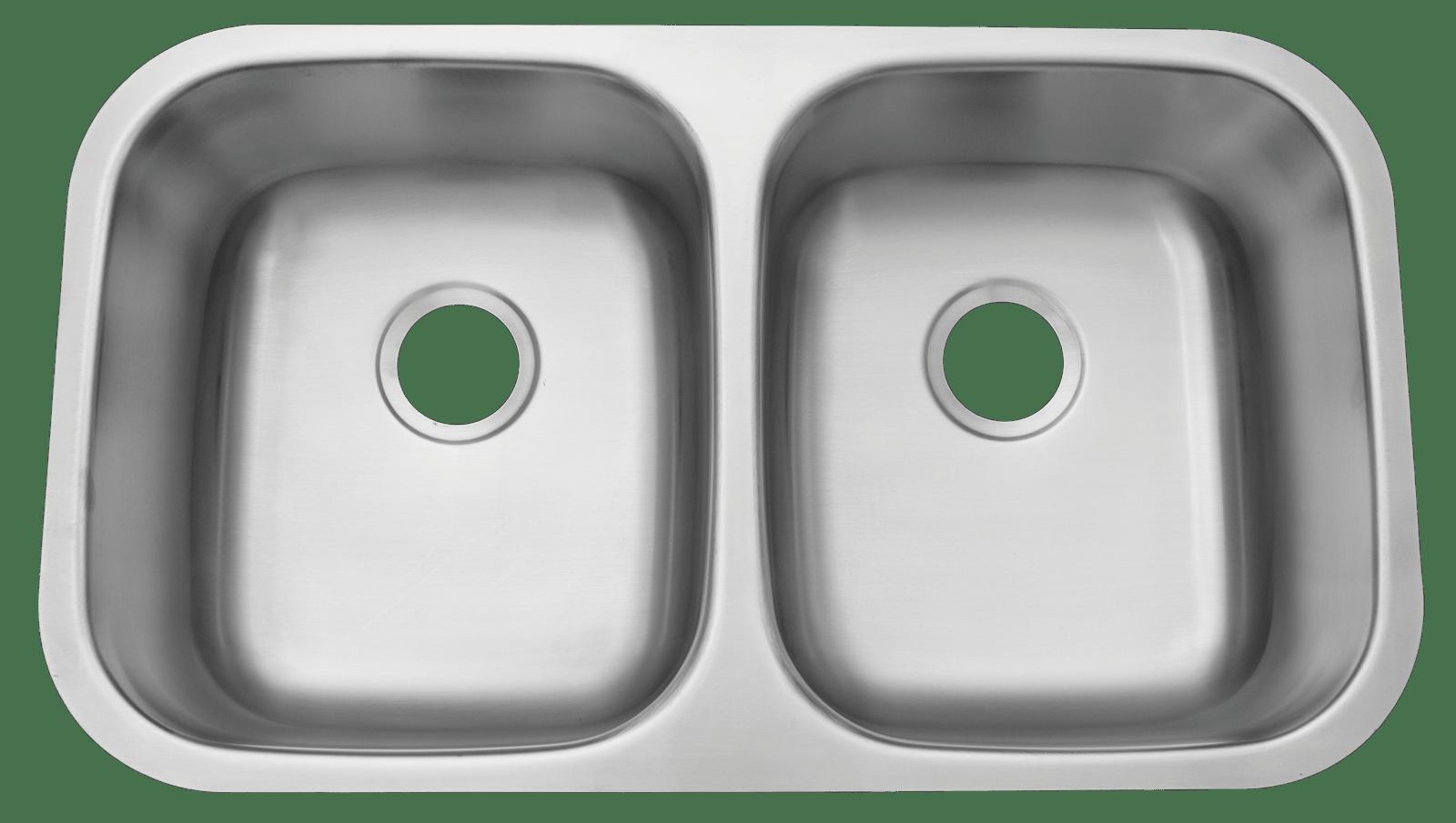 ada compliant 20 gauge stainless steel undermount sink 50 50 double bowl blue pearl stone