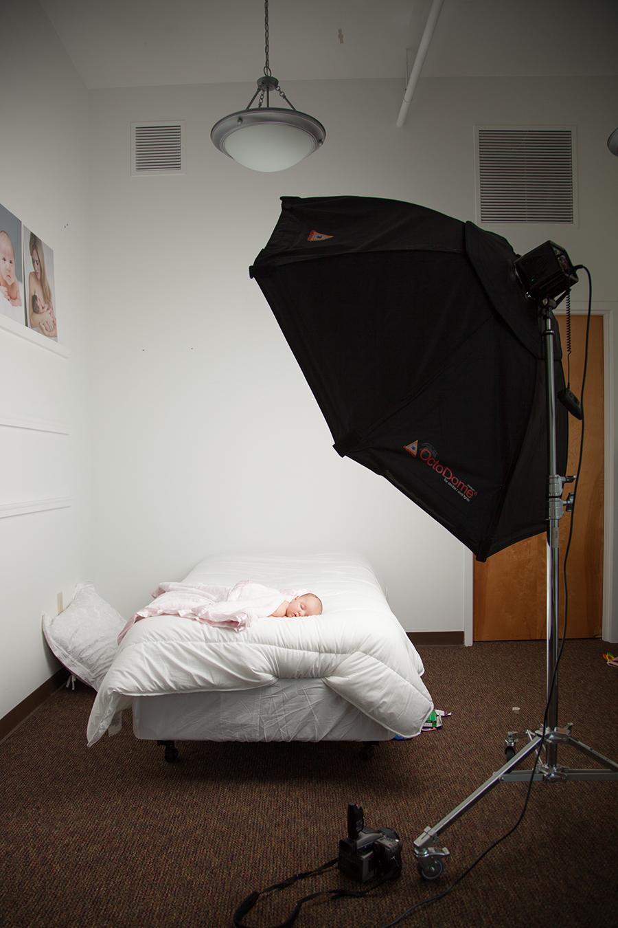 studio lighting for film photographers