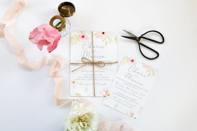 Bespoke Wedding Invitations Lulabee