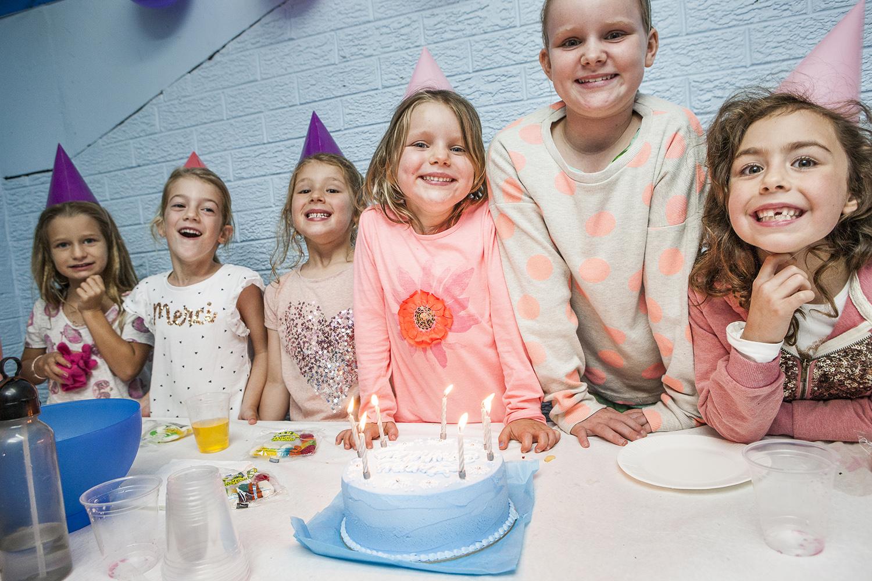 Birthday Parties Macquarie Ice Rink
