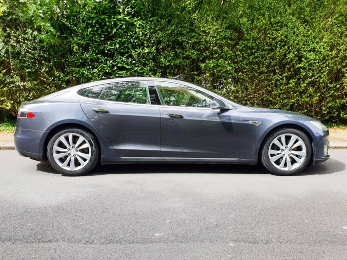 2016 Tesla Model S 90d 90kwh Awd Autopilot Sold Synergy