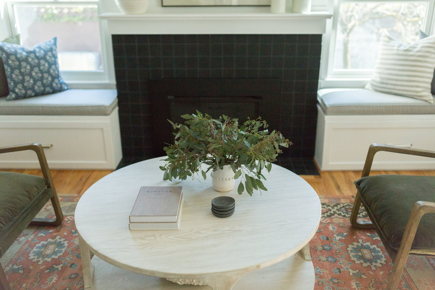 coffee tables low to high light