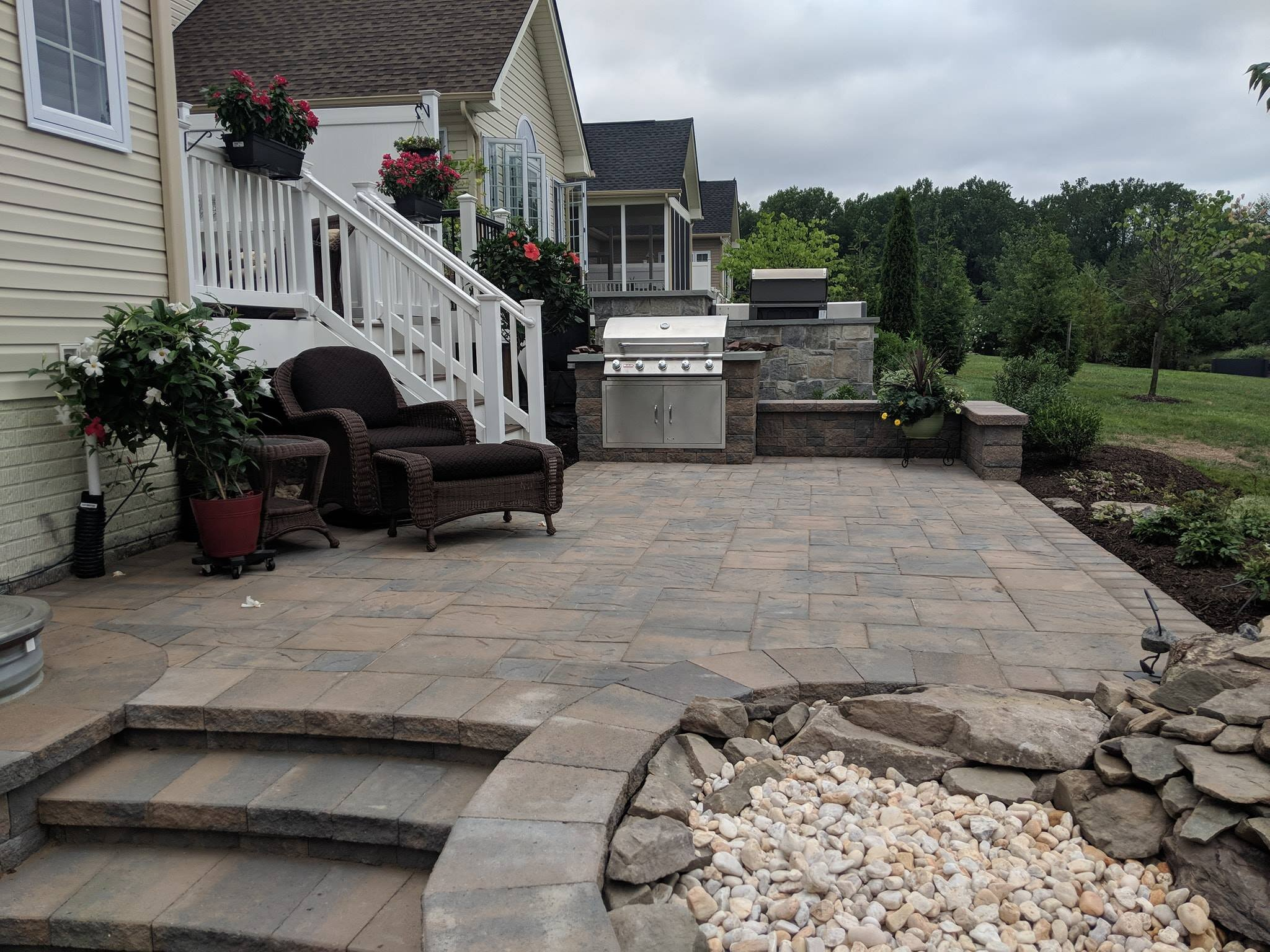 maryland decking decks patios