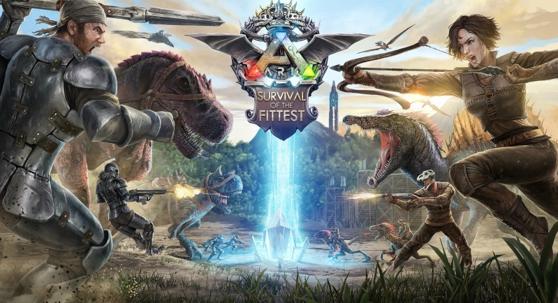 ARK: Survival of the Fittest — Studio Wildcard
