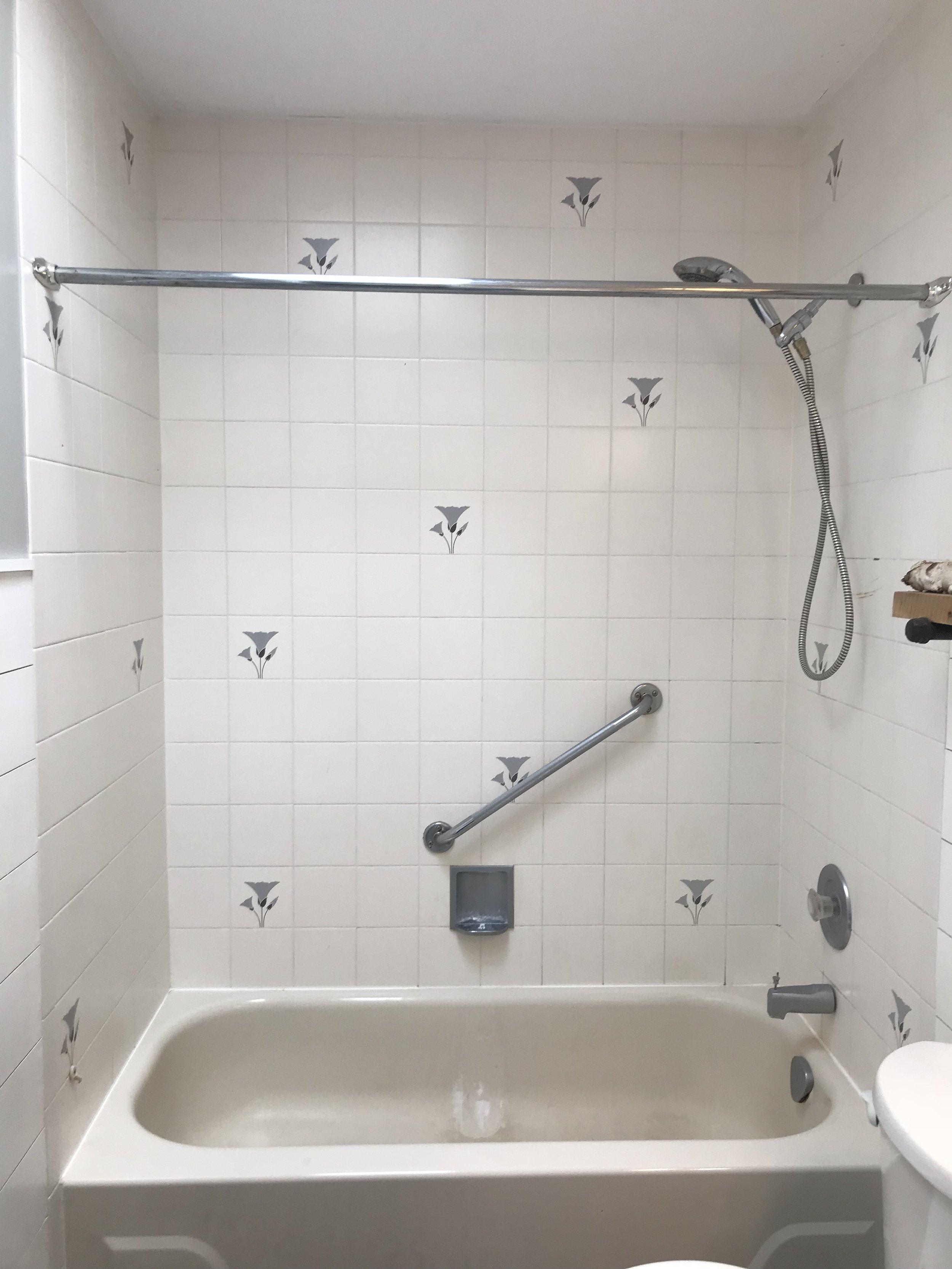 refinished bathroom tub tile the