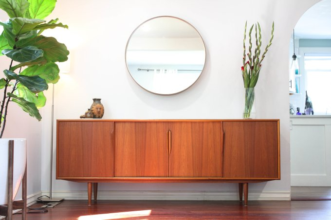 Gunni Omann For Aco Mobler Danish Sideboard Sold Mid And Mod