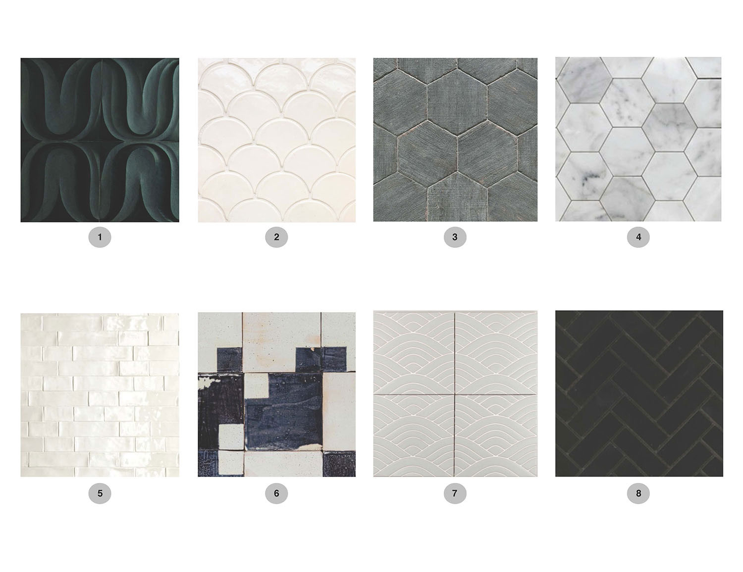 scouted statement tiles scout modern