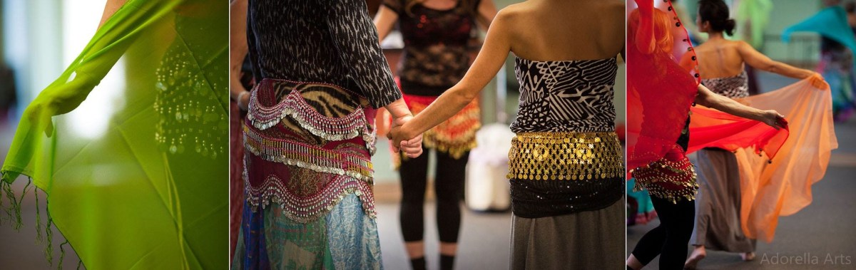 Belly Dance Classes — Tahja