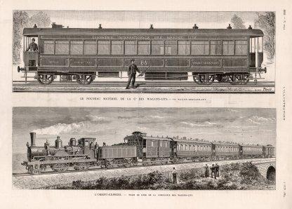 Il primo Orient Express, Collection Arjan den Boer.