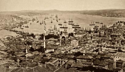 Costantinopoli nel XIX secolo.