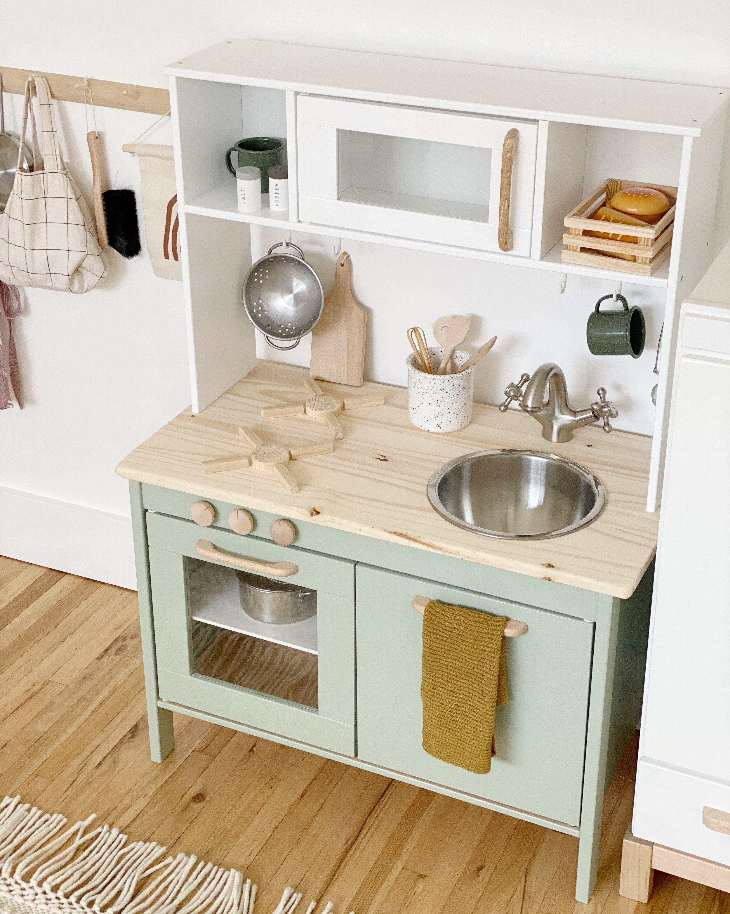 Ikea Play Kitchen Hack