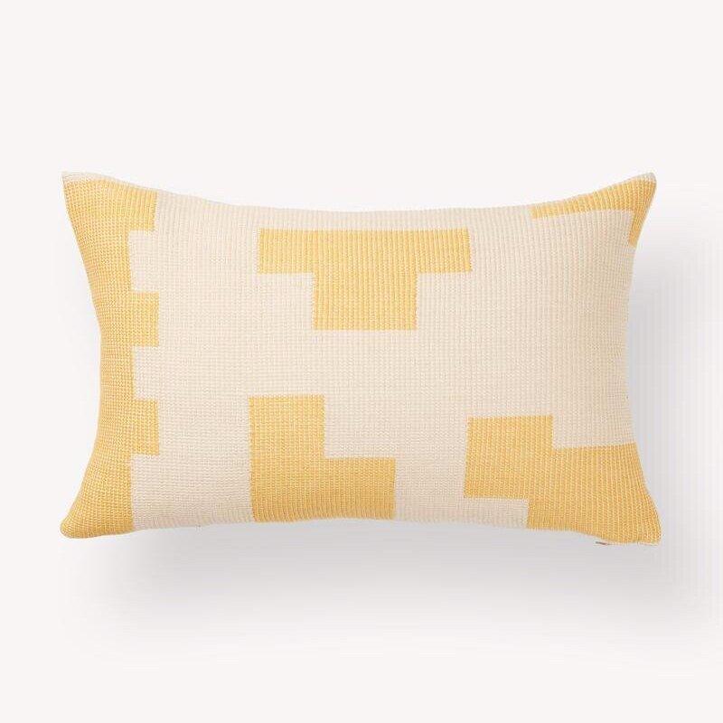 tan lumbar pillow online