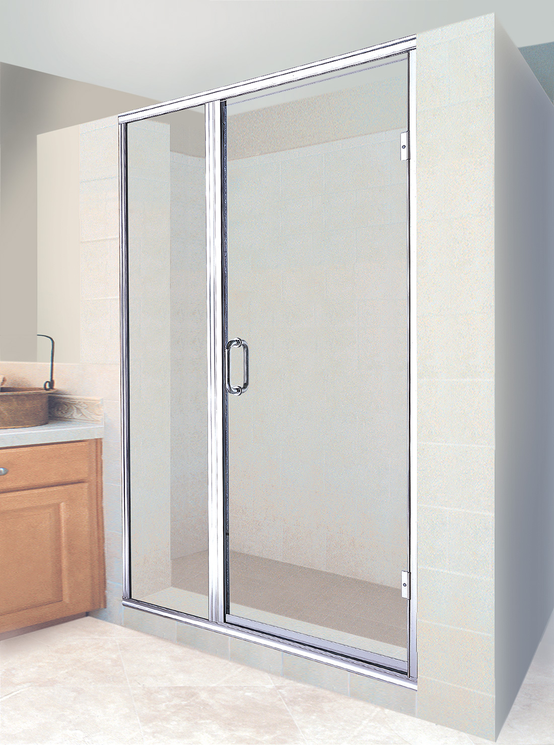 Semi Frameless Configurations Dt Glass Inc