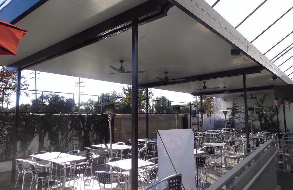 alumawood aluminum patio covers vs wood