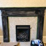 Diy Fireplace Upcycle Form Balance