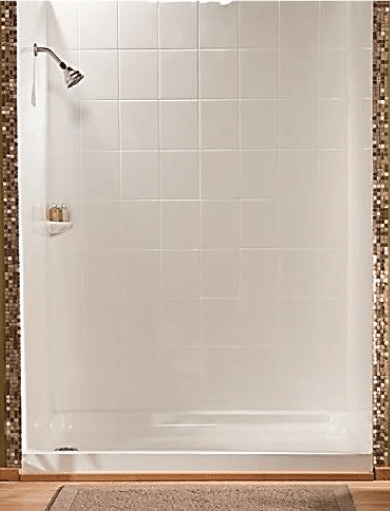tub shower surround options