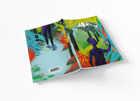 404 Ink Issue Six: Earth cover