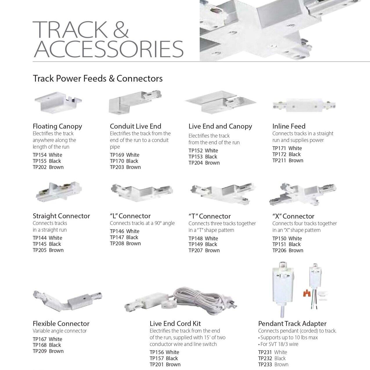 led track lighting the lighting guy