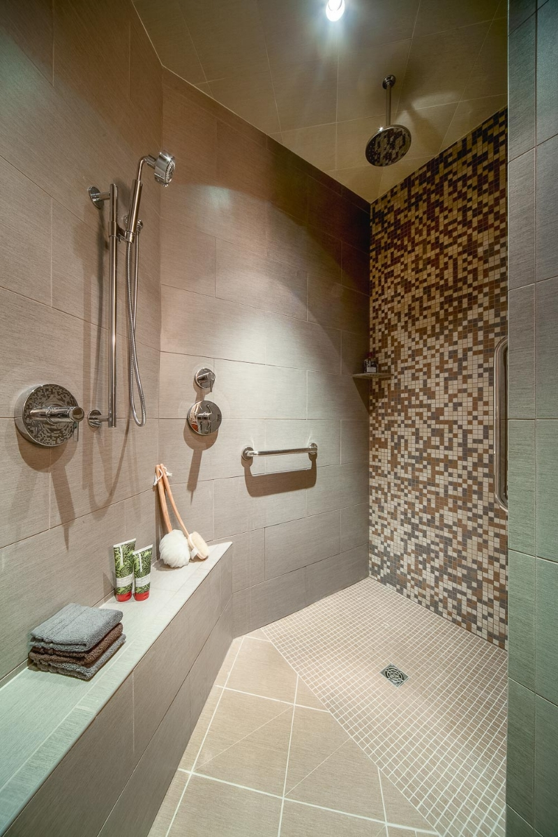 The Pros And Cons Of A Doorless Walk In Shower Design When Remodeling Degnan Design Build Remodel