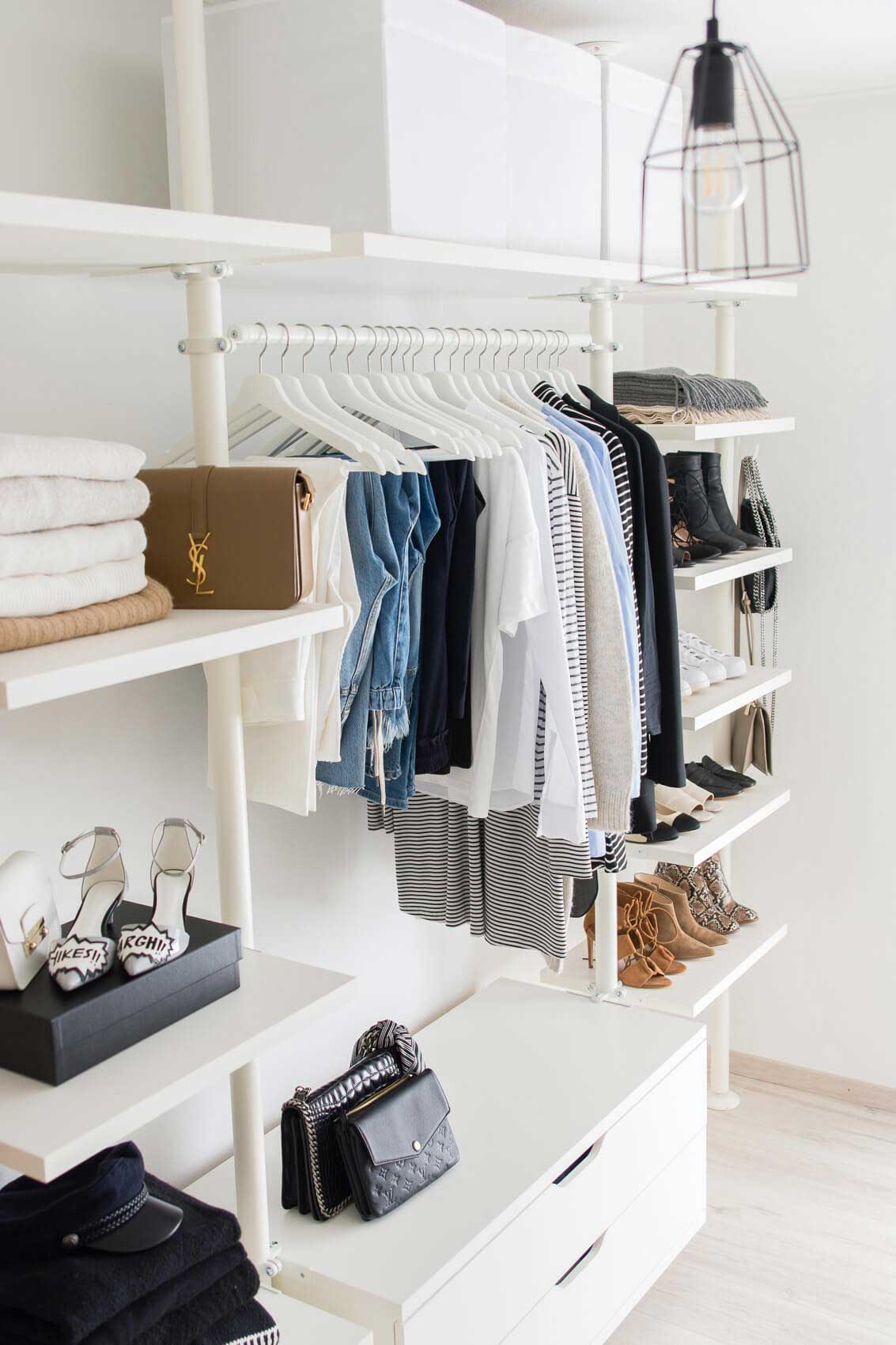 Organize Your Closet Howtowear Fashion