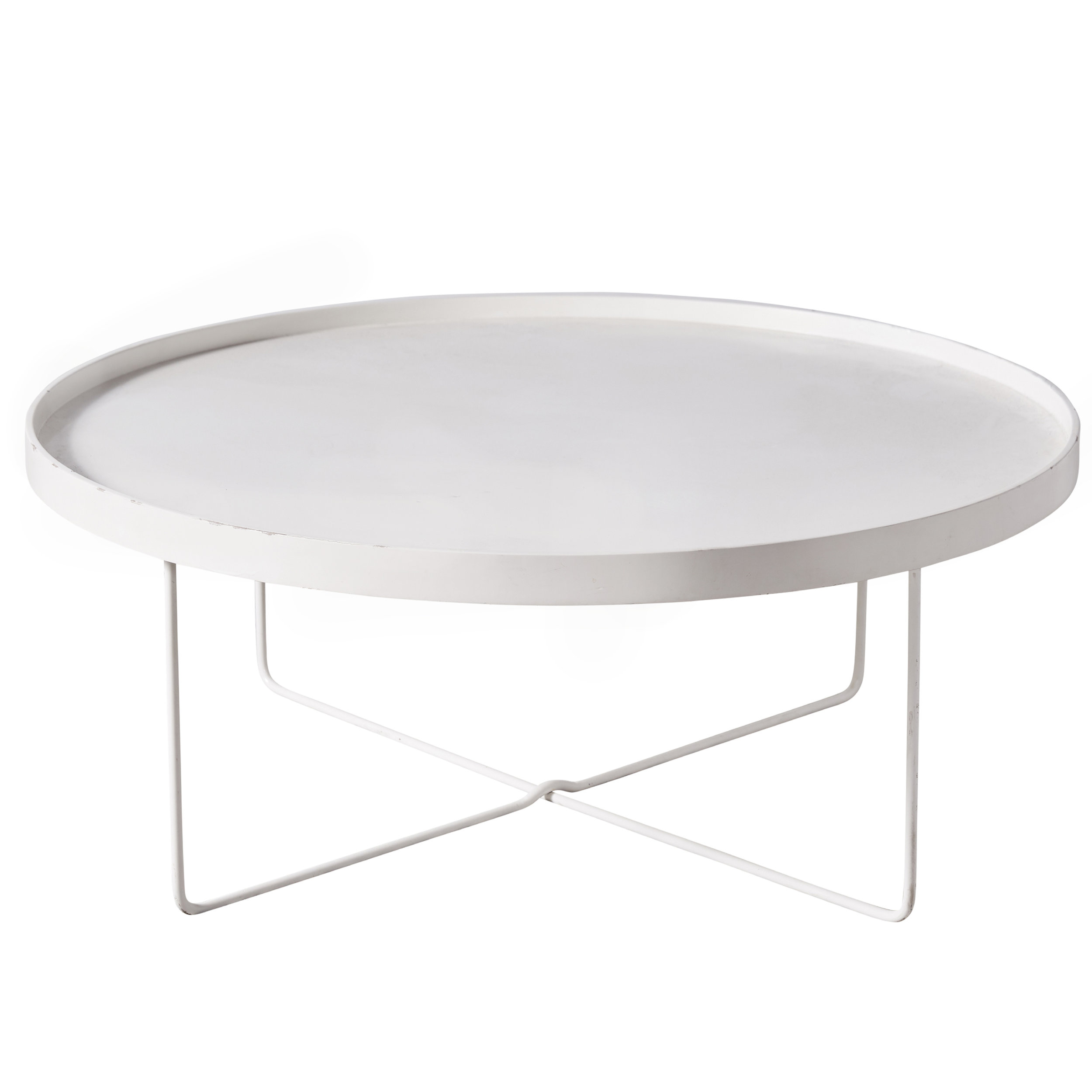 white tray coffee table simply seated sydney event hire