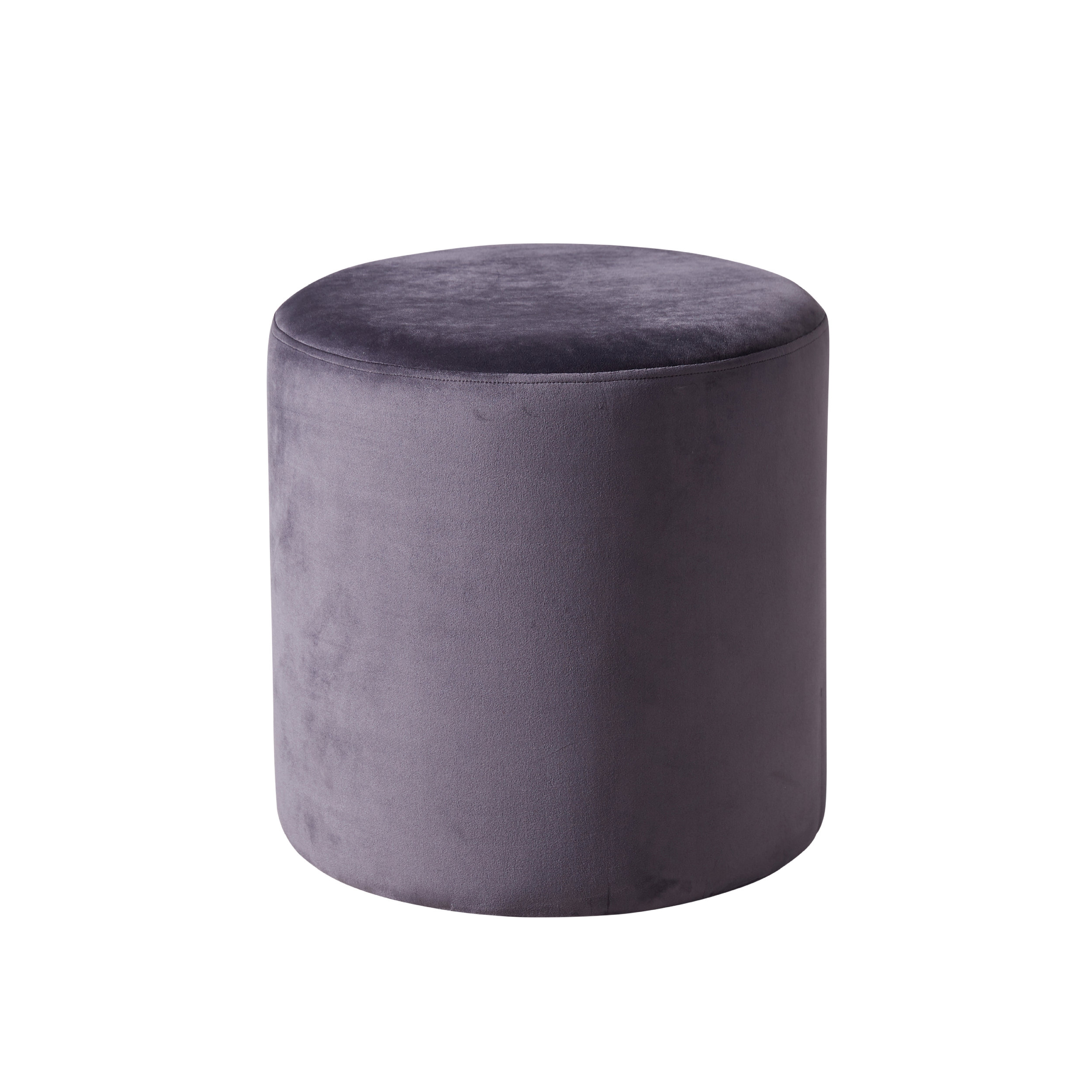 grey velvet ottoman simply seated sydney event hire