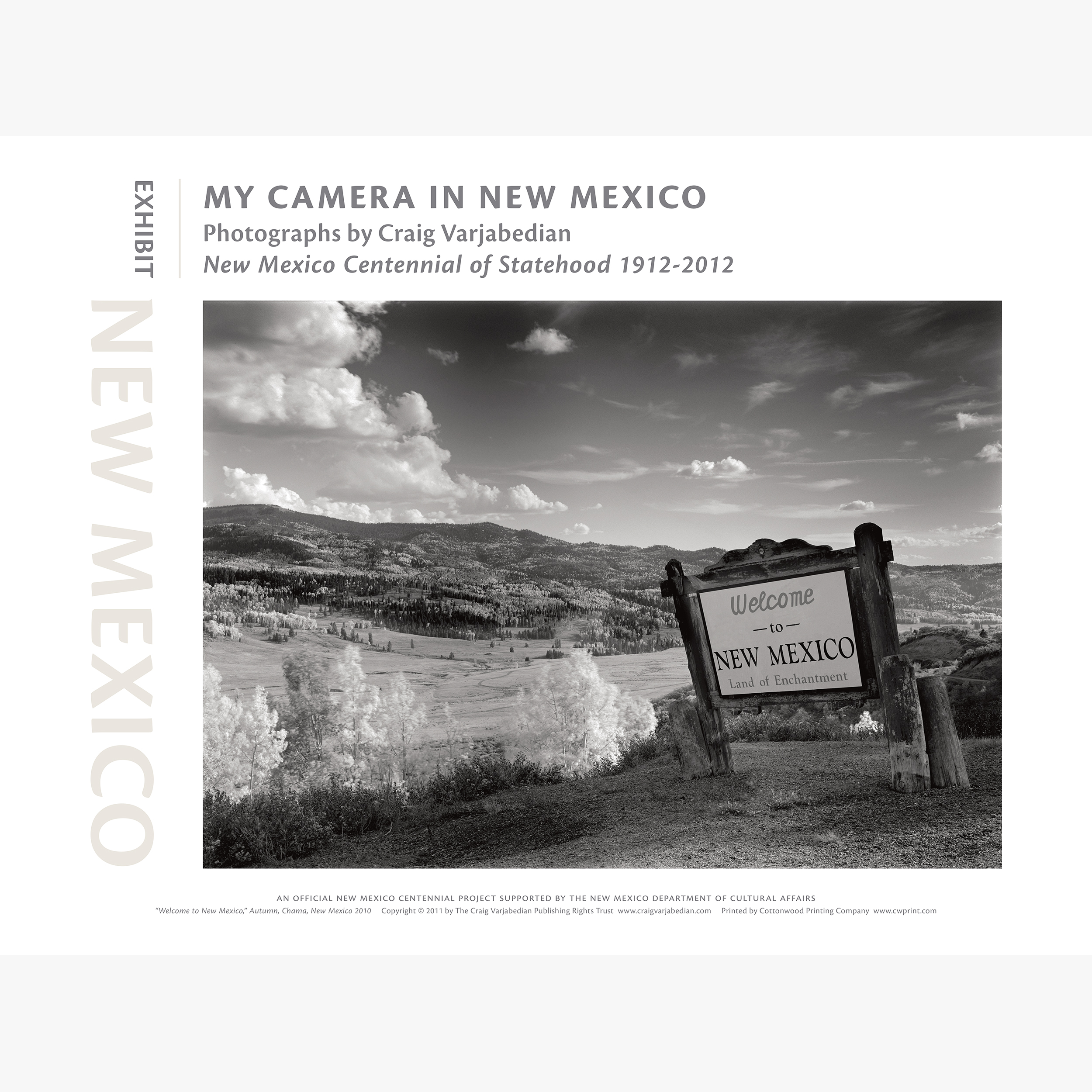 my camera in new mexico poster craig varjabedian photography