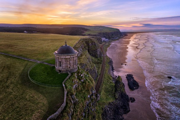Image result for Mussenden Temple
