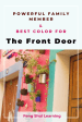 The 8 Front Door Facing Directions Related Family Member And Lucky Colors Picture Healer Feng Shui Craft Art Chinese Medicine