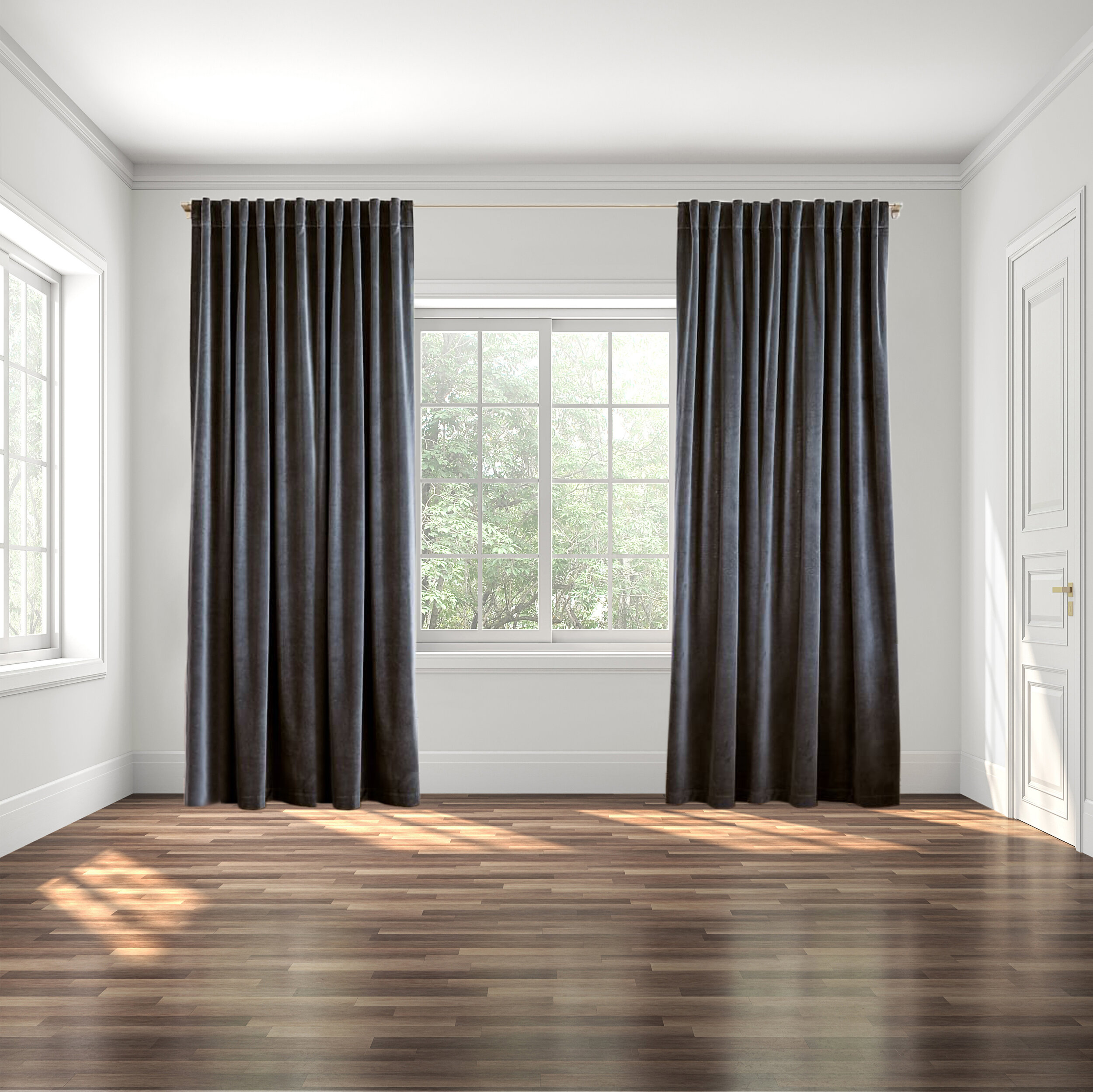 https nadinestay com blog the dos donts of curtain placement