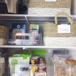 Organized Simplicity Client Spaces The Pantry Less Kitchen