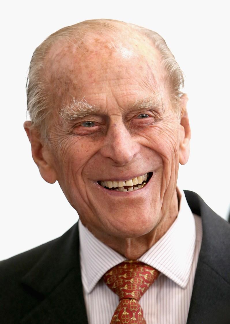 Prinz Philip Foto: Getty Images