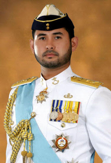 Tunku Ismail Idris  Foto: Sultan Johor Official