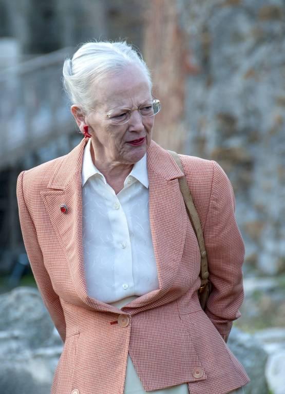 Königin Margrethe nimmt sich eine Auszeit vom Thron um den Tod ihres Mannes zu verkraften.    Foto: imago/Pacific Press Agency