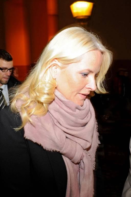 Kronprinzessin Mette-Marit wird am Montag operiert  .  Foto: imago/STAR-MEDIA
