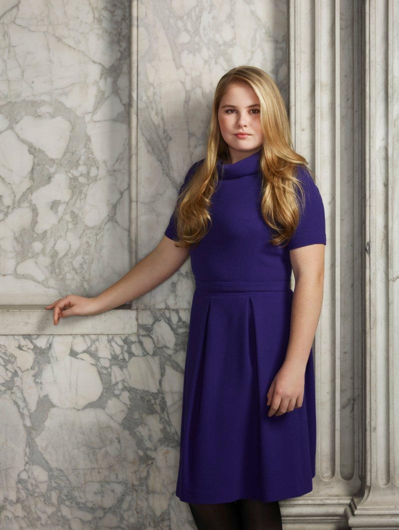 Prinzessin Amalia zeigt sich von ihrer coolen Seite.  Foto:RVD - Erwin Olaf