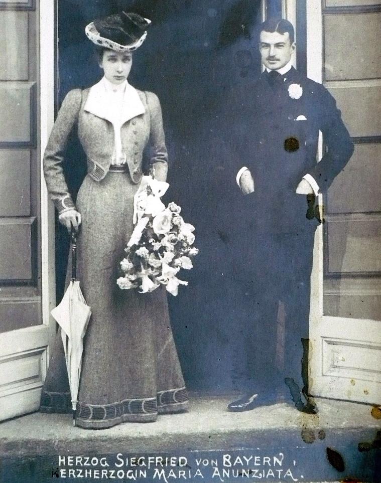 Weil ihr Zukünftiger geisteskrank war, kam es nie zur Hochzeit.  Foto: Gemeinfrei