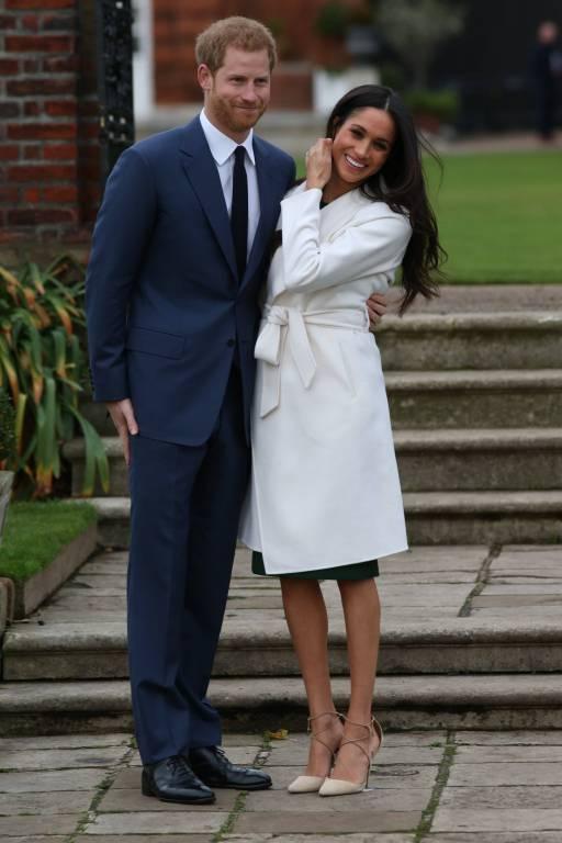 Die Hochzeit von Prinz Harry und Meghan Markle wird live im Fernsehen übertragen.  Foto:imago/i Images