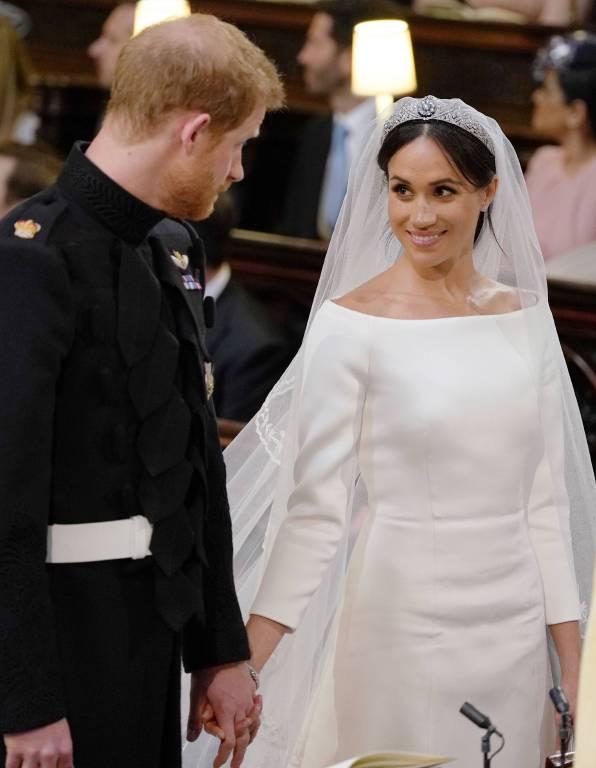 Schon bei der Hochzeit von Prinz Harry und Herzogin Meghan wurde gemunkelt, dass sie schwanger sein könnte. Doch nun ist klar, dass die gebürtige Amerikanerin damals noch kein Baby erwartet hat. ©imago/i Images