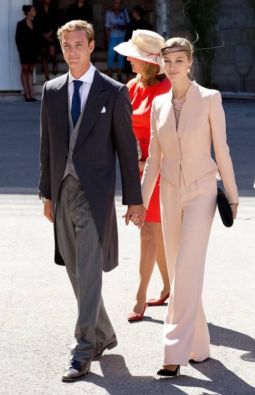 Pierre und seine Frau freuen sich über einen zweiten Sohn.  ©imago/PPE