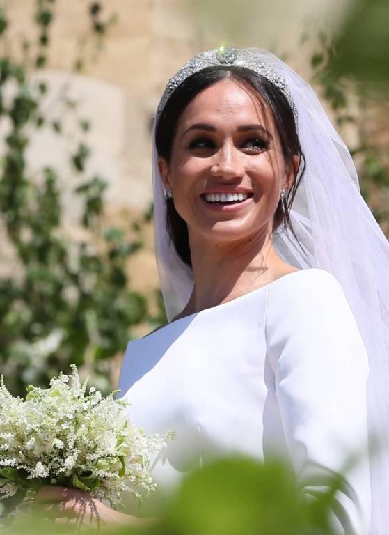 Nun ist sie ganz offiziell Repräsentantin der britischen Königsfamilie. Alles, was sie tut, fällt auf ihre neue Verwandtschaft zurück.  ©imago/i Images