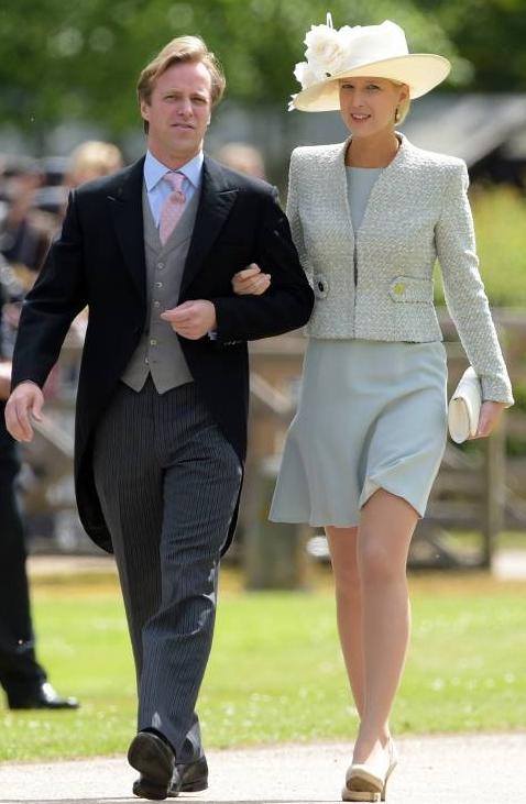 Lady Gabriella Windsor und Thomas Kingston haben sich verlobt.  ©imago