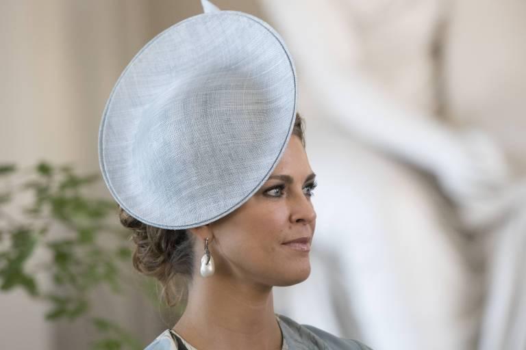 Nach dem Schwedendinner kommt Prinzessin Madeleine auch nicht zum Nobelpreis-Bankett.  ©imago/IBL