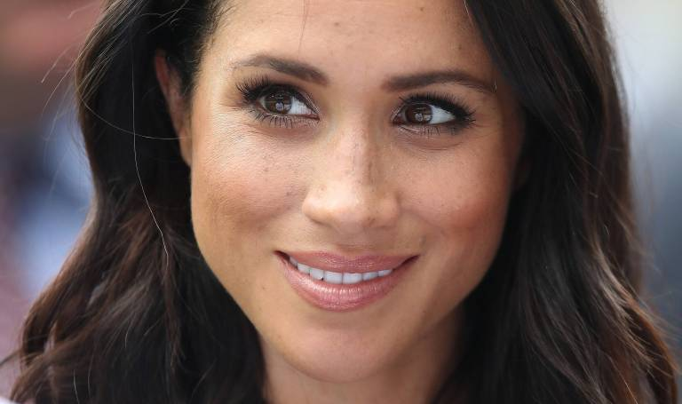 Herzogin Meghan benutzt kaum Make-Up, dennoch sieht ihre Haut immer perfekt aus.  ©imago/Starface