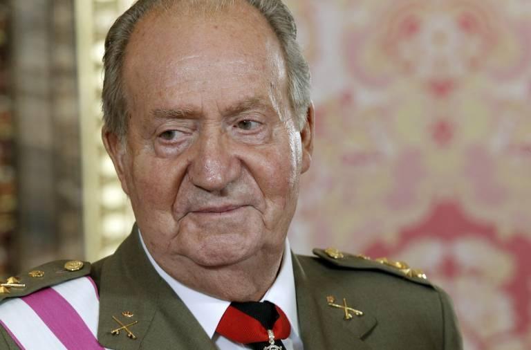Juan Carlos spricht im Interview auch über seine Kindheit und den schmerzlichen Verlust seines Vaters.  ©imago/CordonPress