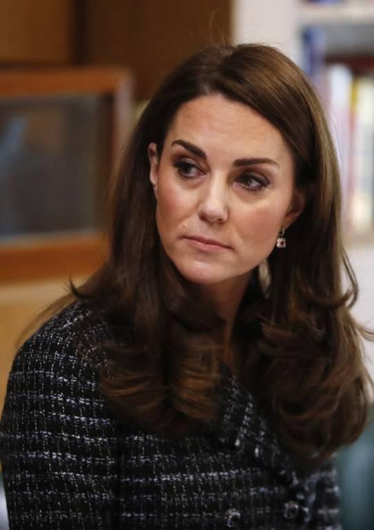 Herzogin Kate ist für ihren Bruder da, doch in seiner schlimmsten Zeit konnte auch sie nicht zu James Middleton durchdringen.  ©imago/Starface