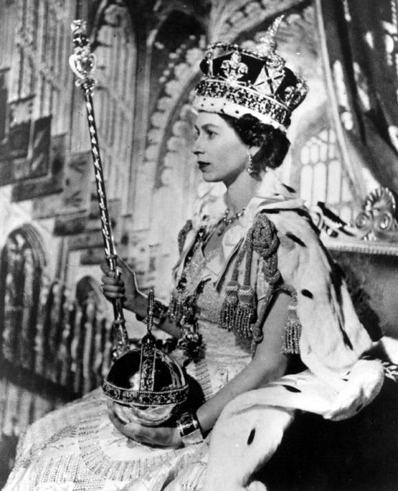 Es ist ein Interview mit Seltenheitswert: Zum ersten Mal überhaupt spricht die Queen vor einer Kamera über den Tag ihrer Krönung vor 65 Jahren.  ©imago/ZUMA/Keystone