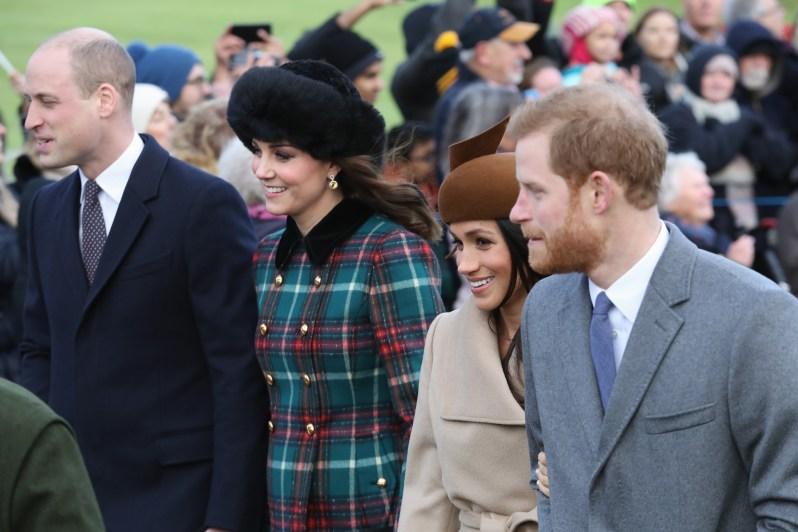 Die neue Generation der britischen Prinzen zieht neue Saiten im Königshaus auf.  © ZDF/Getty Images/Press Association