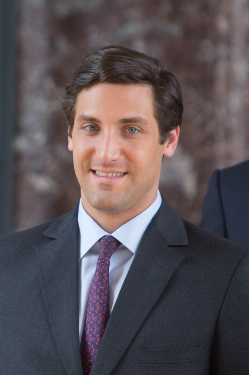 Gleich und gleich gesellt sich gern: Jean-Christophe, Prinz Napoléon wird ebenfalls eine Adlige heiraten.  © Getty Images